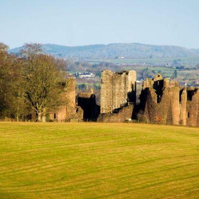 Local Area - Goodrich Castle